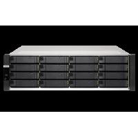 Qnap ES1686dc  Xeon |Controladora Redundante|ZFS Storage 16 baias