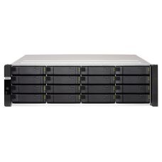 |Qnap ES1686dc  Xeon |Controladora Redundante|ZFS Storage 16 baias |