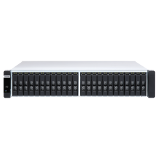 Qnap ES2486dc  Xeon |Dual Controller|ZFS Storage All Flash 24 bay