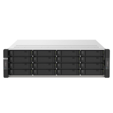 Storage 16 bay Qnap GM-1000 - Xeon - QTS Hero ZFS - até 256 TB