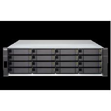 Qnap EJ1600 | Unidade de expansão SAS 6 Gbps | 16 baias | para storage Qnap ZFS