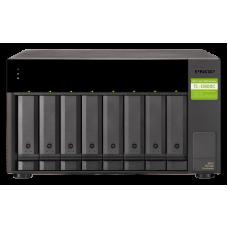 Qnap TL-D800C | Unidade Expansão USB 3.2 Gen2 tipo C| 8 baias