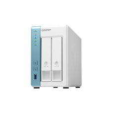 Qnap TS-231K | Storage NAS | 2 baias hot swap | Gigabit Ethernet