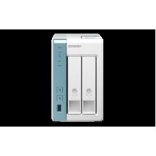 Qnap TS-231P3 Storage NAS  2 baias | até 32 TB