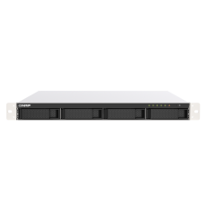 Qnap TS-453DU Storage 4 baias rack Quad Core Intel.