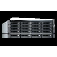 Storage 16 baias Qnap TDS-16489U R2 com 2 processadores Intel Xeon