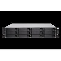 Qnap TS-1277XU-RP| Processador Ryzen | 12 baias|Rackmount