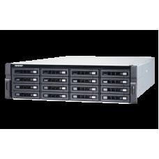 Qnap TS-1673U-RP | Storage NAS | 16 baias | discos SATA