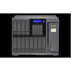"Qnap TS-1677X | AMD Ryzen| Storage NAS | Tiering | 12 baias 3.5"" e 4 baias 2.5"""