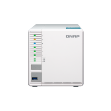 Qnap TS-351 Storage NAS com 3 baias hot swap e slot M.2