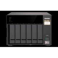 Qnap TS-673 | Storage NAS 6 baias SATA3