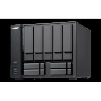 Qnap TS-932x Turbo NAS Storage  9 baias com Tiering