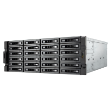 Qnap TVS-2472XU-RP| Intel i5 - Six Core| Storage NAS | 24 bay | 10 GbE Iser |