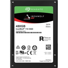 | ZA480NM10001| Seagate Ironwolf 110 | SSD 480 GB|  SATA3 | 2.5"