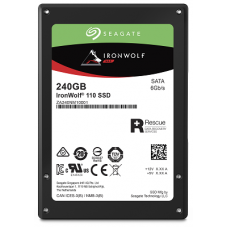 | ZA240NM10001| Seagate Ironwolf 110 | SSD 240 GB|  SATA3 | 2.5"
