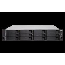 Storage 12 bay Qnap -Storage Qnap TS-1283XU-RP - Xeon - até 168 TB