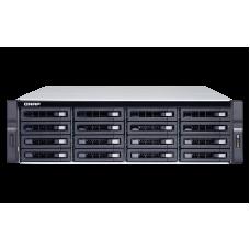 Storage 16 bay Qnap -Storage Qnap TS-1683XU-RP - Xeon - até 224 TB