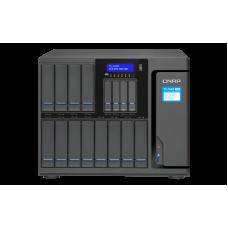 TS-1685 Qnap Storage NAS Xeon 16 baias