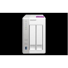 Qnap TS-231P2 | Storage NAS 2 baias | até 32 TB