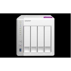 Qnap TS-431P2 Storage NAS com 4 baias
