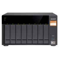 Qnap TS-832x | 8 baias hot swap | Storage NAS Ethernet | Servidor de Arquivos |Tiering ou Cache