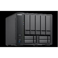 Qnap TS-963x Turbo NAS Storage  9 baias com Tiering