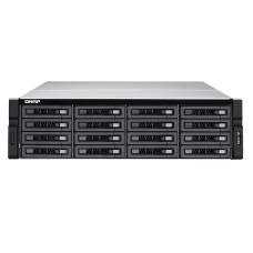 Qnap TS-EC1680U R2 - Storage Rack 16 baias - Intel  Xeon - placa 10 GbE integrada