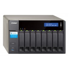 Qnap TVS-871T | Thunderbolt2 e Gigabit Ethernet | Storage 8 bay